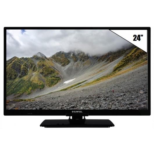 24SU207L - LED SLIM 24 HD USB CLONING T2 SUNFEEL