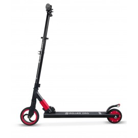 TROTTER RO - E-SCOOTER ROJO 23KM/H 12KM/A ROLLER PRO