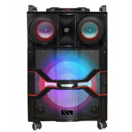 SYXT70 - SIST ACUSTICO PROFESIONAL 750W PMPO SYTECH