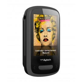 SY791BTN - REPRODUCTOR MP4 8GB NEGRO SYTECH