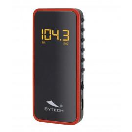 SY1639RJ - RADIO BOLSILLO FM DIG BAT SD