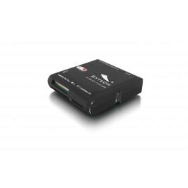 SY198 - LECTOR TARJETAS USB 2.0 62EN1