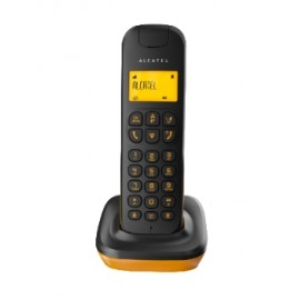D135 BLACK-ORG - TELEFONO INALAM NEGRO/ORANGE ALCATEL