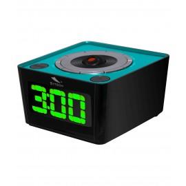 SY1034AZ - RADIO DESP DIGITAL AZUL C/PROYECCION SYTECH