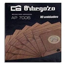 PAP7006 - RECAMBIO BOLSA ASPIRADORA AP7006 ORBEGOZO