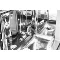 Lavavajillas 60cm 14 servicios INOX. Clasificación energética A+. 8 programas diferentes: Eco, Rápido, Delicado, DuoWash, Expre