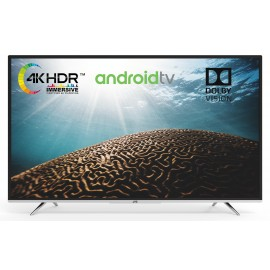 LT65VA6900 - LED 65 ANDROID 4K HDR10 SMART TV WIFI BLUET (DVBT2/C/S2) JVC