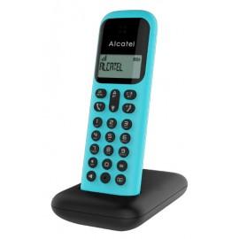 D285 TURQ-BLACK - TELEFONO INALAM TURQUESA NEGRO ALCATEL