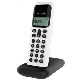 D285 WH-BL - TELEFONO INALAM BLANCO NEGRO ALCATEL