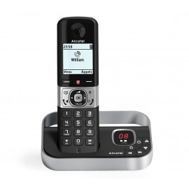 F890 BLK - TELEFONO DECT M LIBRES CONTESTADOR NEGRO ALCATEL
