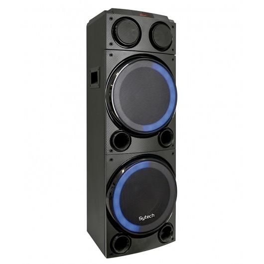 SYXT75BT - ALTAVOZ PARTY PROF 1000W BLUETOOTH SYTECH