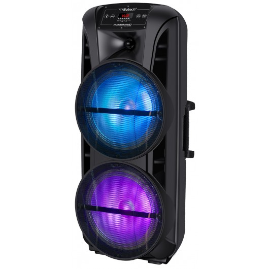 SYXTR63BT - ALTAVOZ PARTY 300W BLUETOOTH SYTECH