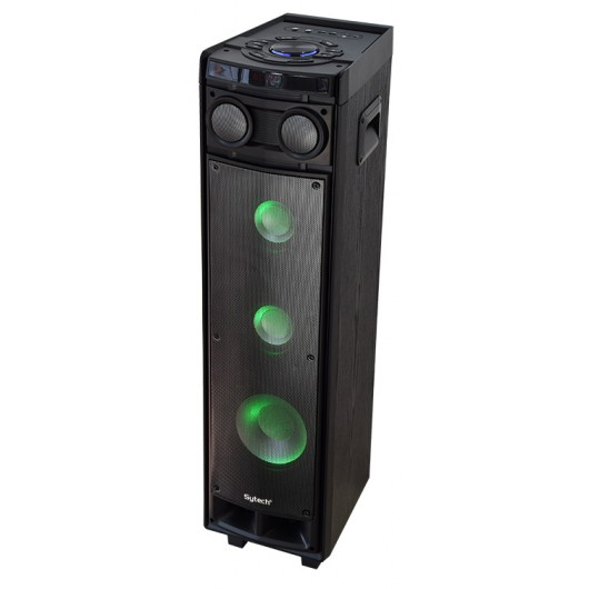 SYXT80BT - ALTAVOZ PARTY PROF 900W BLUETOOTH SYTECH