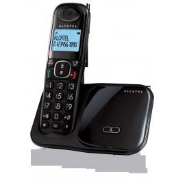 XL280 - TELEFONO INALAM NEGRO ALCATEL